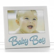 Baby Boy Glitter 6x4 Frame